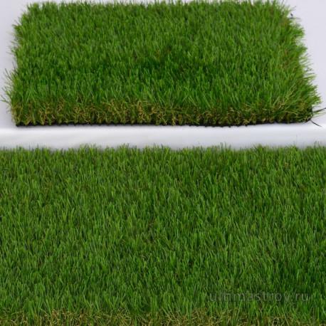 Ландшафтная искусственная трава МаксиГрасс М35