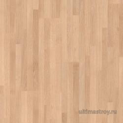 Ламинат Квип Степ Крео Дуб Французкий белый лак  CR 1372