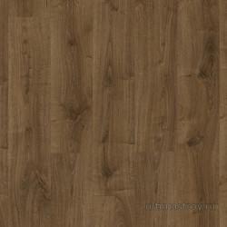 Ламинат Квип Степ Крео Дуб Вирджиния коричневый CR 3183