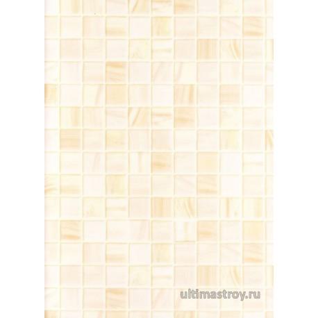 Панель ПВХ Кронпласт Розовая Смальта