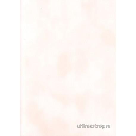 Панель ПВХ Кронпласт Розовая Органза