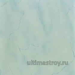 Панель ПВХ Кронпласт Мрамор Голубой 852