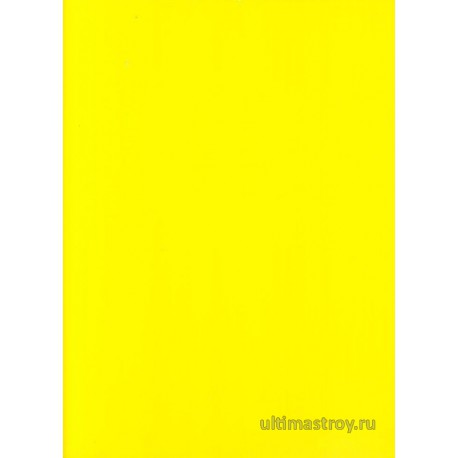 Панель ПВХ Кронпласт Желтый Пантон