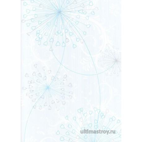 Панель ПВХ Кронпласт Голубая Симфония