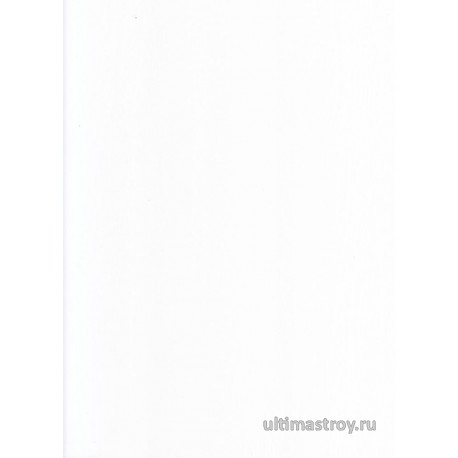 Панель ПВХ Кронпласт Белое Дерево