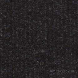 Ковролин ФлорТ-Офис 01023 черный