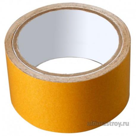 Двухсторонний скотч на тканевой основе 50м