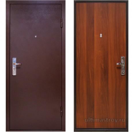Двери металлические Комфорт 880x2052 мм