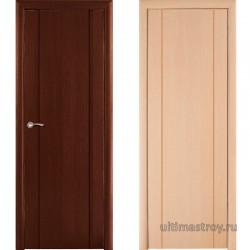 Межкомнатная дверь ПВХ Вигранде глухая 550,600 x 1900 мм, 600,700,800 x 2000 мм