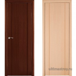 Межкомнатная дверь ПВХ Вигранде глухая 900 x 2000 мм