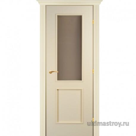 Межкомнатная дверь 05.51 613,713,813 x 2007 мм с отделкой Эмаль