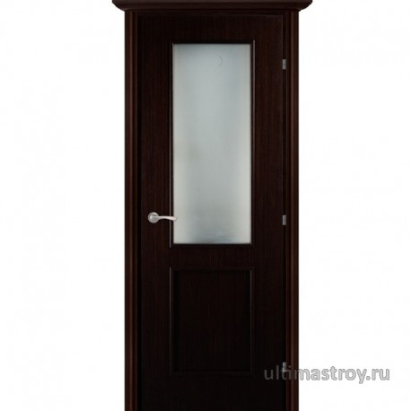Межкомнатная дверь 05.51 913 x 2007 мм с отделкой Шпон