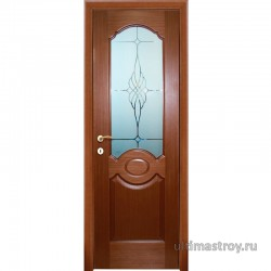 Межкомнатные двери скиновые Милано ДО 600,700,800,900 x 2000 мм