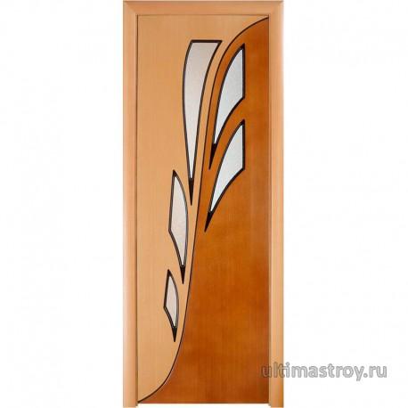 Межкомнатные двери скиновые Орхидея ДО 600,700,800,900 x 2000 мм