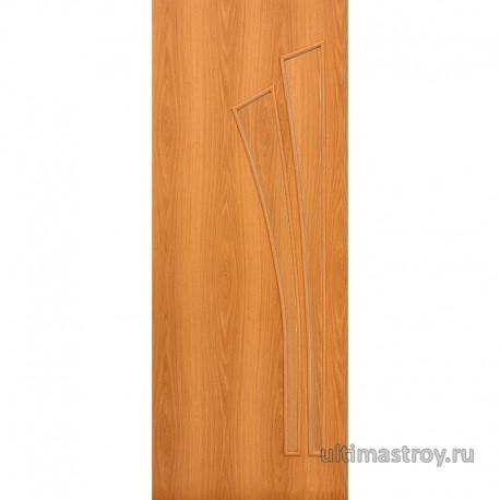 Межкомнатные двери ламинированные Ветка глухие