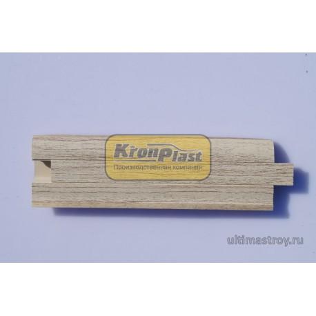Плинтус ПВХ Кронпласт 504