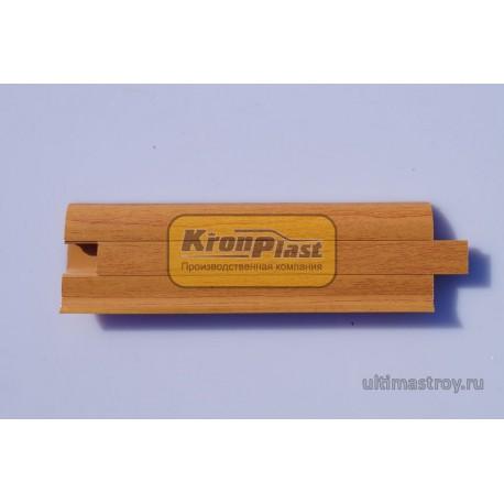 Плинтус ПВХ Кронпласт 515
